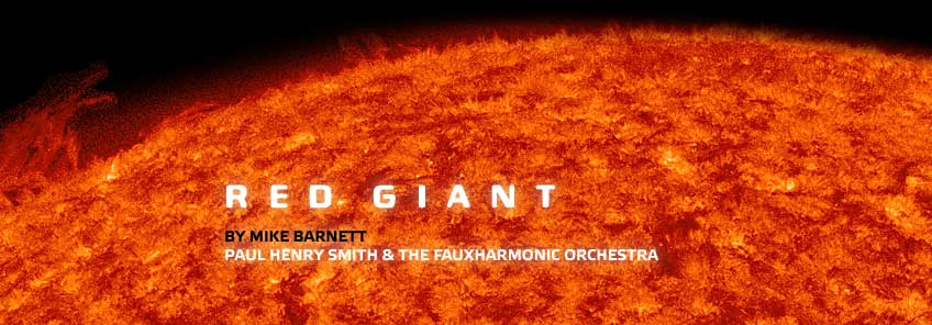 New recording: Red Giant, by Mike Barnett